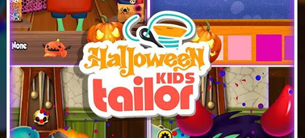 Halloween Kids Tailor