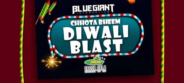 Chhota Bheem Diwali Blast