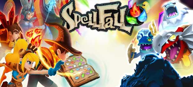 Spellfall - Puzzle Adventure