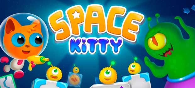 Space Kitty Puzzle