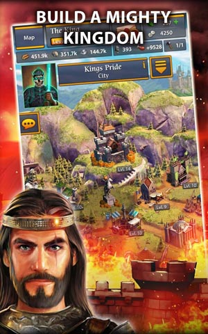 Throne Wars for Android - Free download