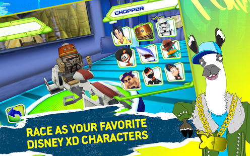 Disney Xd Grand Prix 187 Android Games 365 Free Android