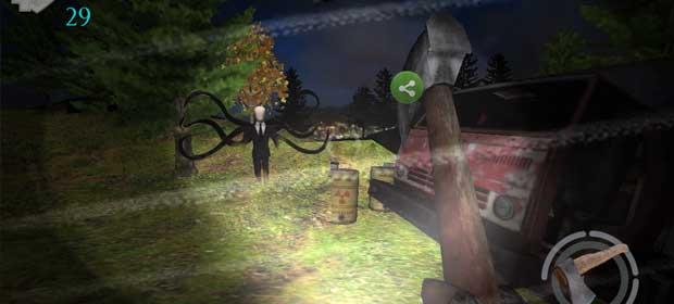 Slender Man: Survival Hunter