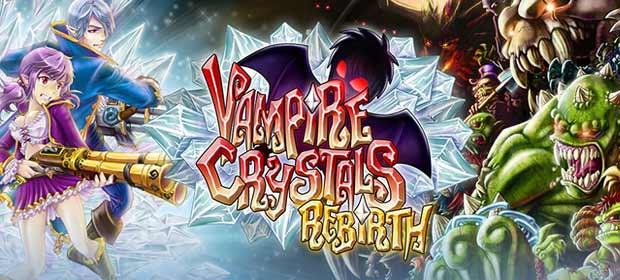 Vampire Crystals ZombieRevenge