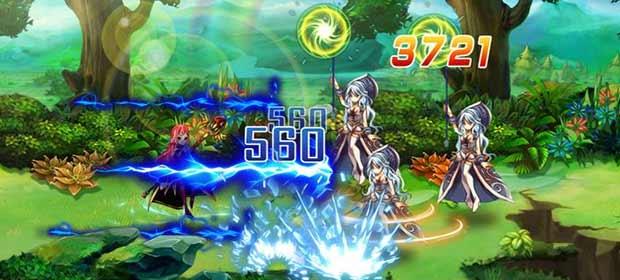 Battle Warriors:Dragon Knight