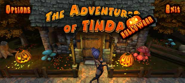 Adventures Of TINDA HALLOWEEN