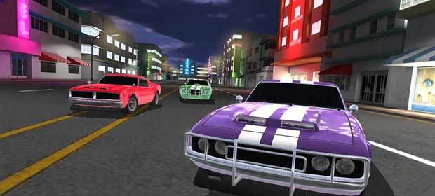 Miami Racing Muscle Cars Android Games 365 Free Android Games