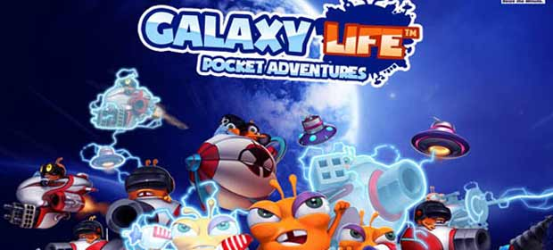 Galaxy Life:Pocket Adventures