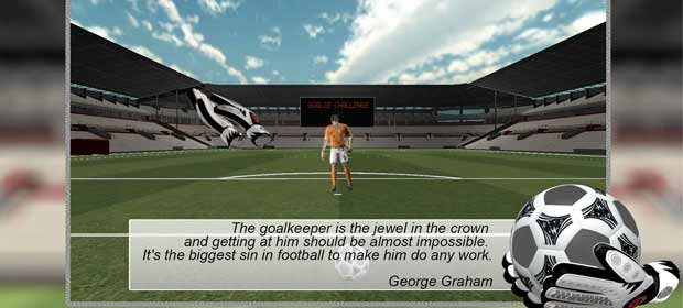 Goalie Challenge