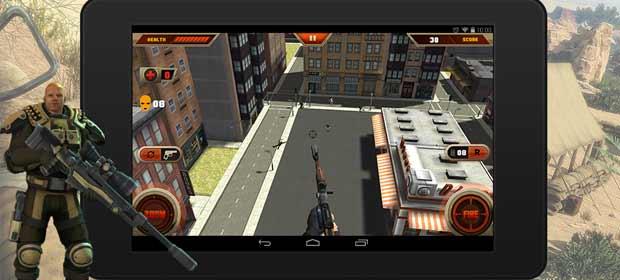 iSniper Kill Shot 3D