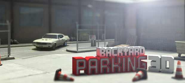 Backyard Parking 3D