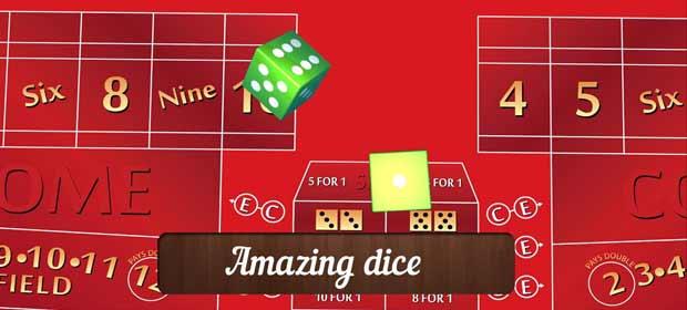 GODice 2 Dice Board Game