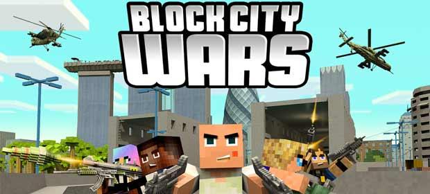 Block Cube Gun War