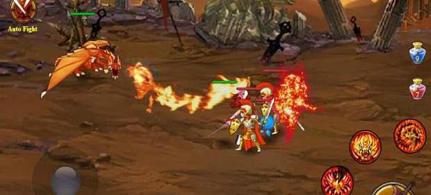 Heroes Of War:Sword Legend EV