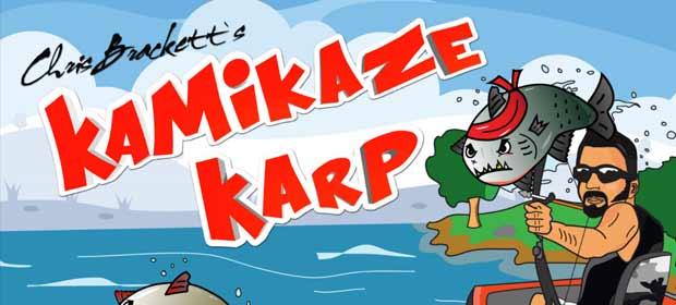 Chris Brackett's Kamikaze Karp