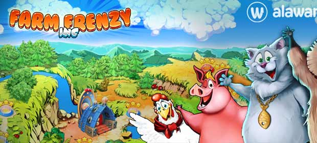 Farm Frenzy Inc  » Android Games 365 - Free Android Games