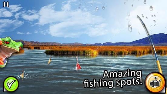 Fishing River monster 2