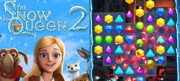 Snow Queen 2: Bird and Weasel