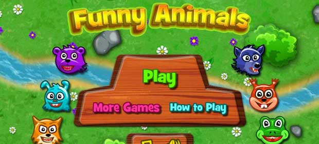 Save Funny Animals » Android Games 365