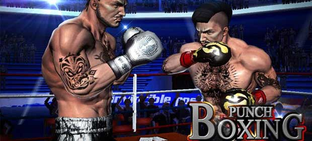 The description of 3D boxing game