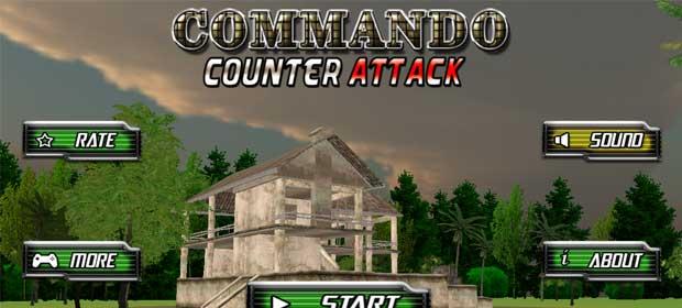 Commando Counter Strike:Attack