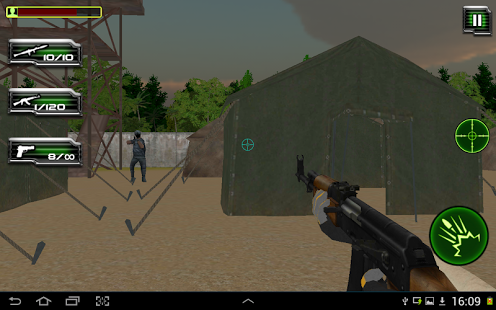Commando Counter Strike:Attack