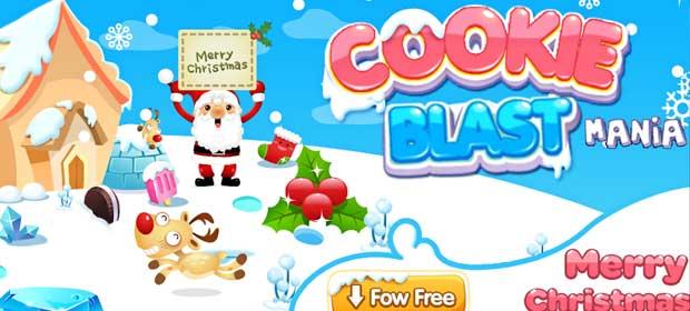 Cookies Blast Mania :Christmas