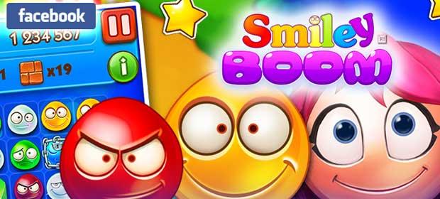 Smiley Boom - Match 3