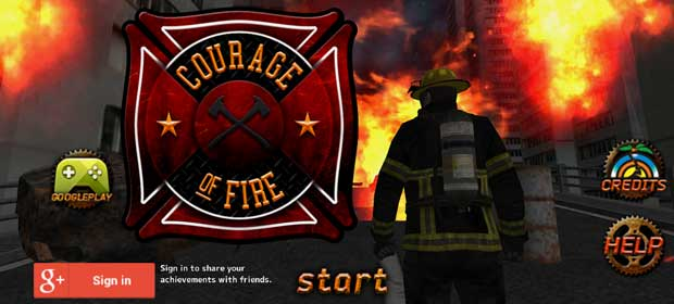 Courage of Fire