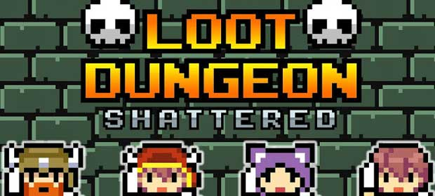Loot Dungeon - Pixel Roguelike