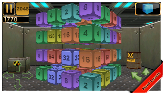 2048 3D Pro » Android Games 365 - Free Android Games Download
