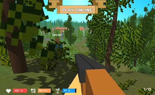 Game of survival online android games 365 free for Survival crafting games pc