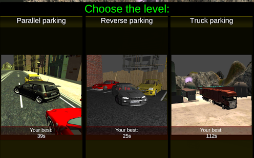 Real Car Parking 3D » Android Games 365 - Free Android Games Download