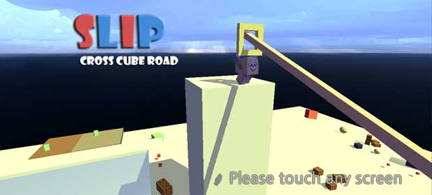 SLIP - Cross Cube Road