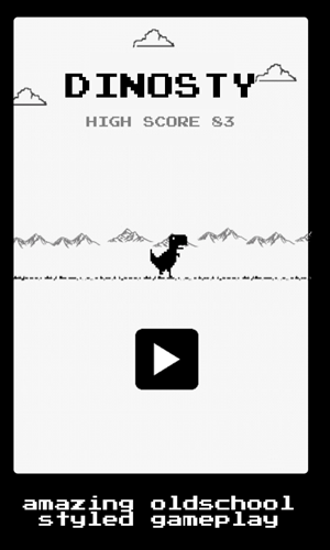 dino run - dinosty  u00bb android games 365