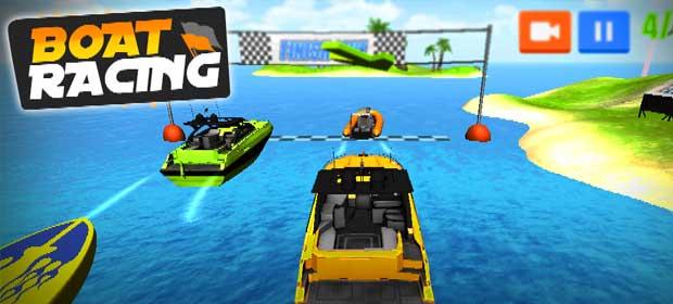 free boat racing games