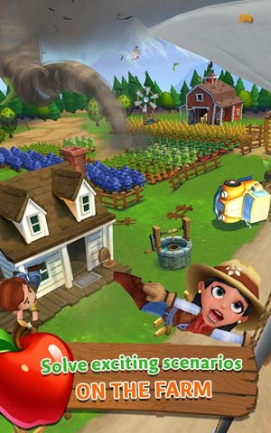 how to play farmville harvest swap on facebook
