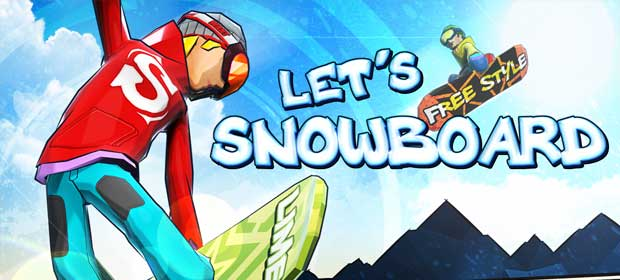 Let's Snowboard