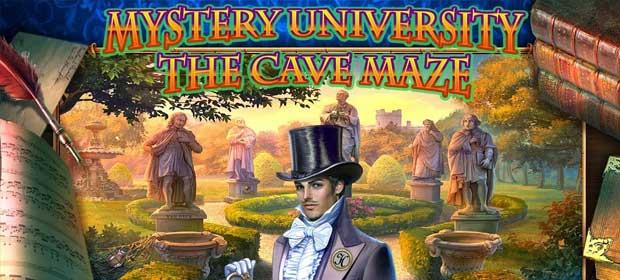 Mystery University Cave Maze