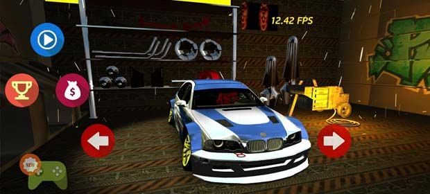 Super GTR Racing Game
