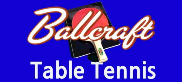 Ballcraft Table Tennis