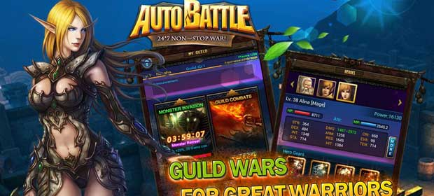 Auto Battle - Free MMORPG