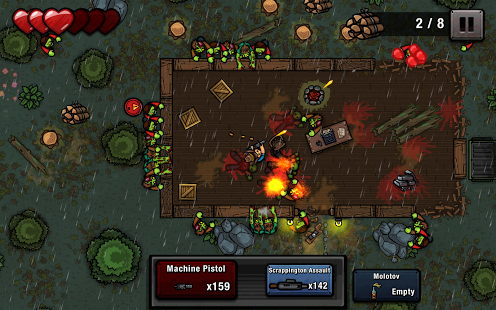 zombie survival game free