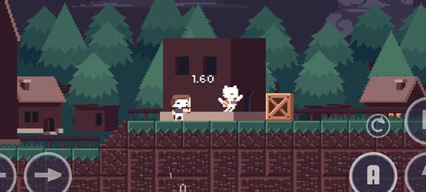 Tel And Aitch - 8-Bit RPG » Android Games 365 - Free Android