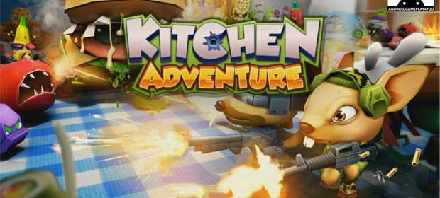 Kitchen Adventure 3D