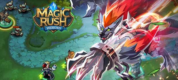 Magic Rush: Heroes