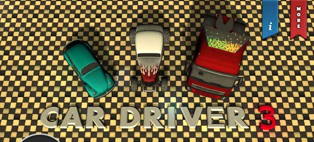 Car Driver 3 (Hard)