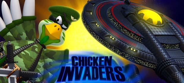 Chicken Invaders 5 HD (Tablet)