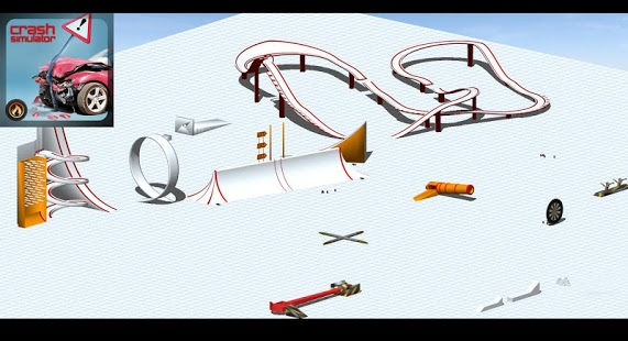 Car Crash Simulator Racing » Android Games 365 - Free Android Games ...