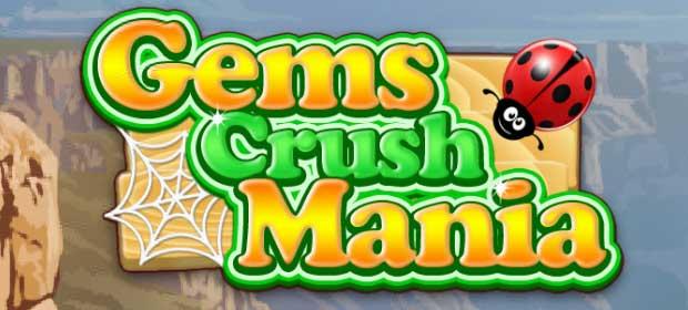 Gems Crush Mania